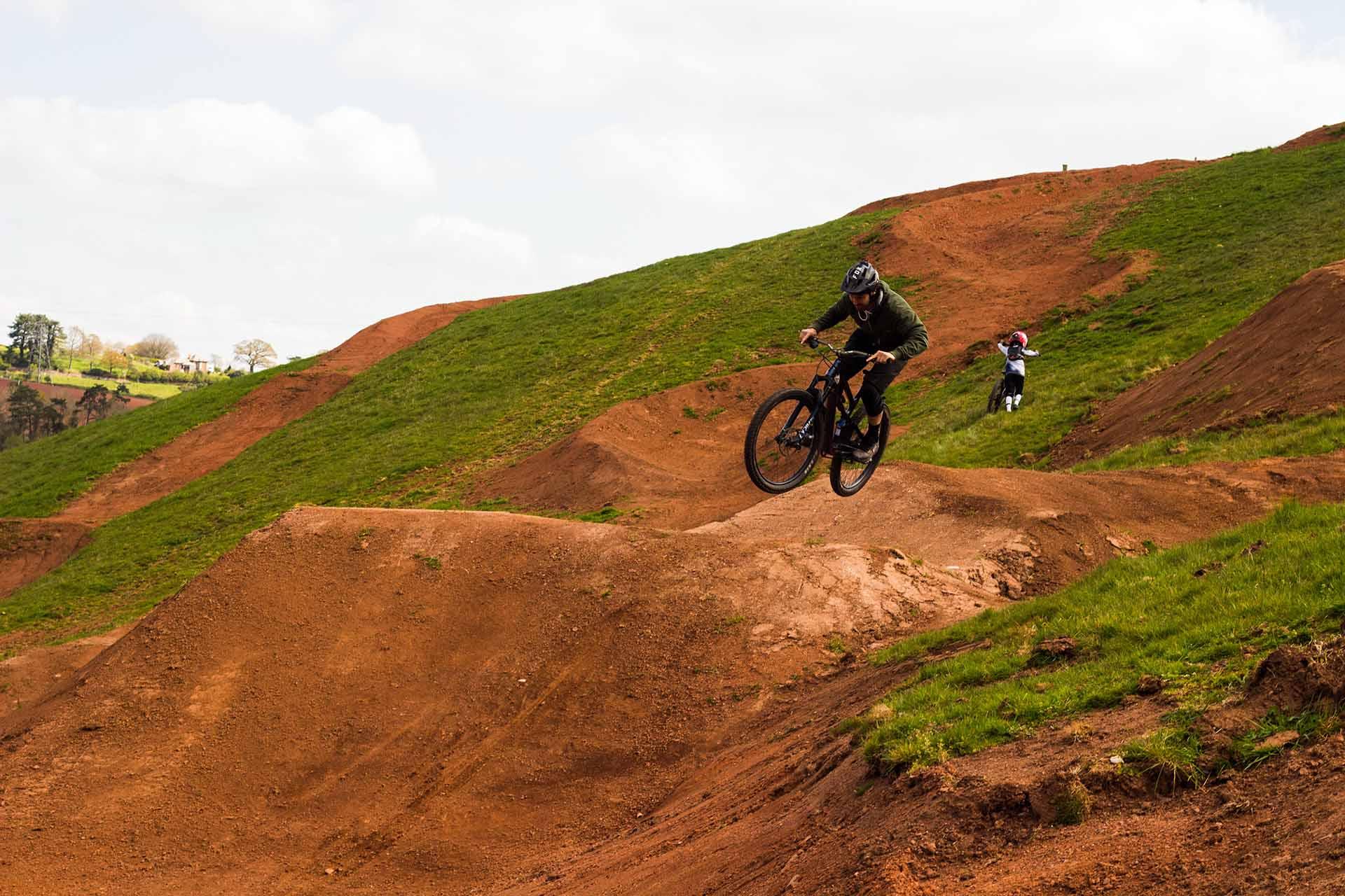 Exeter bike park